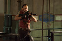 Kevin Durand as Barry Burton in