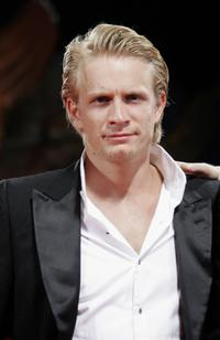 Jeremie Renier at the premiere of