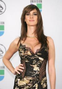 Paz Vega at the 7th Annual Latin Grammy Awards.