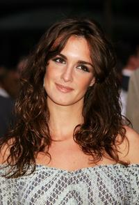 Paz Vega at the world premiere of