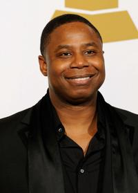 Doug E. Fresh at the 52nd Annual Grammy Awards.