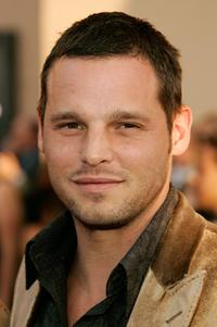 Justin Chambers at the 2006 American Music Awards.