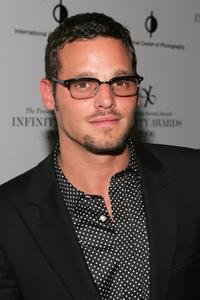 Justin Chambers at the 22nd Annual Infinity Awards Gala.