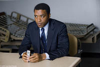Chiwetel Ejiofor as Peabody in