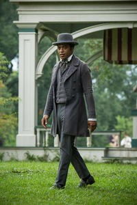 Chiwetel Ejiofor as Solomon Northup in