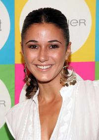 Emmanuelle Chriqui at the Entertainment Weekly's