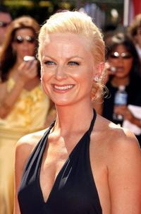 Amy Poehler at the 58th Annual Primetime Emmy Awards.
