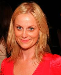 Amy Poehler at the Marc By Marc Jacobs Spring 2006 fashion show.