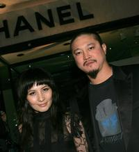 Josie Ho and Guest at the Toronto International Film Festival Dinner For
