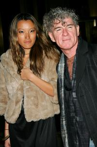 Kathy Li and Christopher Doyle at the 2005 New York Film Critics Circle's 71st Annual Awards Dinner.