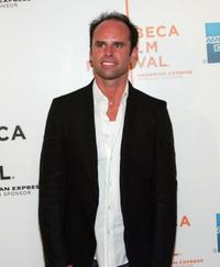 Walt Goggins at the premiere of