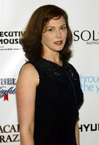 Joanna Going at the Movieline's Hollywood Life 2004 Breakthrough Awards.