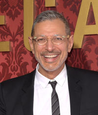 Jeff Goldblum at the California premiere of