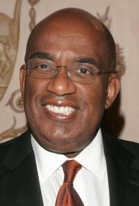 Al Roker at the Broadcasting and Cable16th Annual Hall Of Fame awards dinner.