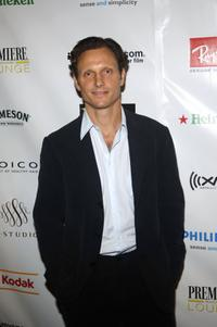 Tony Goldwyn at the premiere Lounge after party for the film