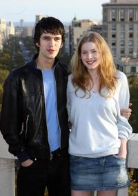 Ben Whishaw and Rachel Hurd-Wood at the photocall of