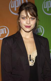 Lauren German at the UPN Stars party.