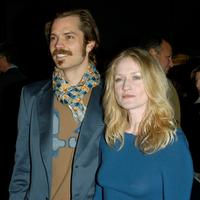Timothy Olyphant and Paula Malcomson at the premiere of