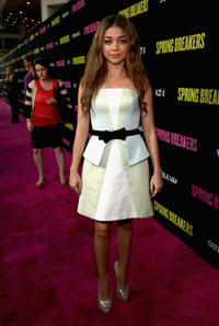 Sarah Hyland at the California premiere of