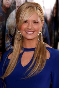 Nancy O'Dell at the premiere of