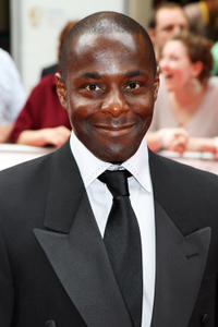 Paterson Joseph at the Philips British Academy Television Awards in London.