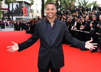 Cuba Gooding, Jr. at the premiere of