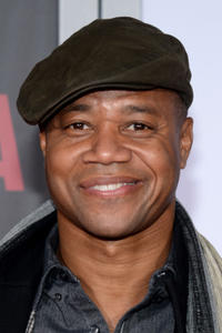 Cuba Gooding Jr. at the New York premiere of