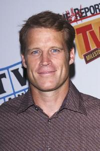 Mark Valley at the Museum of Television and Radio Cocktail Party.