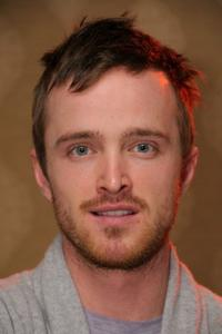 Aaron Paul at the Belvedere Luxury Lounge in honor of the 80th Academy Awards.