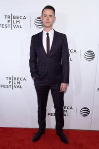 Colin Hanks at the New York premiere of