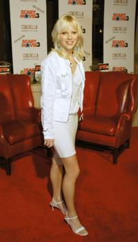 Anna Faris at the DVD release party of