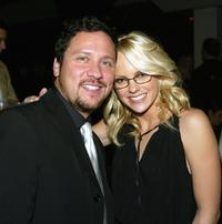 John Schneider and Anna Faris at the after party of the premiere of