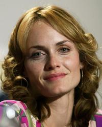 Amber Valletta at the photocall of
