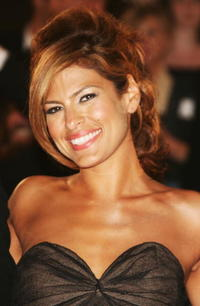 Eva Mendes at the Canne premiere of