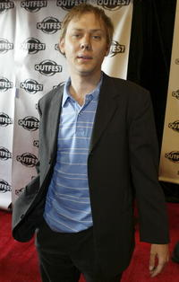 Jimmi Simpson at the opening night gala of