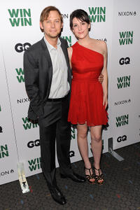 Jimmi Simpson and Melanie Lynskey at the New York premiere of