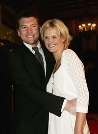 Sam Worthington and Claire Charley at the AFI awards.