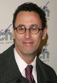 Tony Kushner at the Tisch School of the arts annual gala benefit.