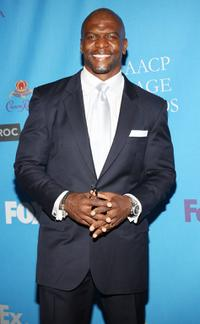 Terry Crews at the 39th NAACP Image Awards Nominee Luncheon.