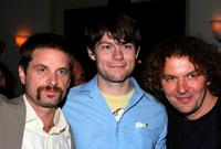 Shea Whigham, Patrick Fugit and Goran Dukie at the after party of the premiere of