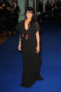 Michelle Rodriguez at the London premiere of