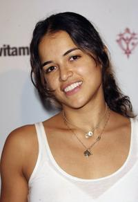 Michelle Rodriguez at the