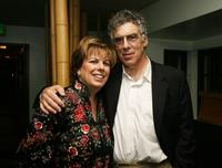 Elliott Gould and Ilyanne Kicheven at the reception held by SAG and SAGIndie to celebrate the films and performances of the L.A. Film Festival at Tengu.