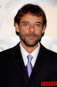 Alexander Siddig at the premiere of