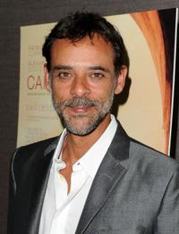 Alexander Siddig at the New York premiere of