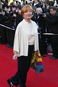 Stephane Audran at the 57th Cannes Film Festival.