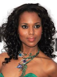 Kerry Washington at the Cinema Against Aids 2007 in aid of amfAR.