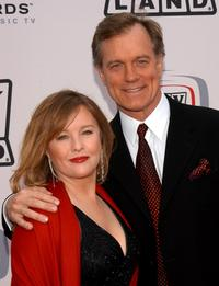 Faye Grant and Stephen Collins at the 2005 TV Land Awards.
