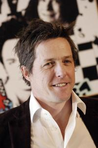Hugh Grant at the photocall of