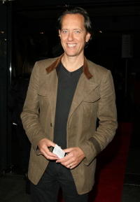 Richard E. Grant at the Sydney premiere of